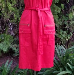 Sharagano Dresses - Sharagano Cargo Dress